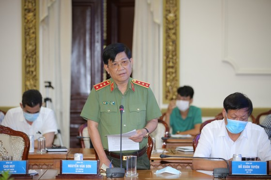 Phó Thủ tướng thường trực Trương Hòa Bình: TPHCM cần kiên trì chống dịch, không lơ là, mất cảnh giác ảnh 5