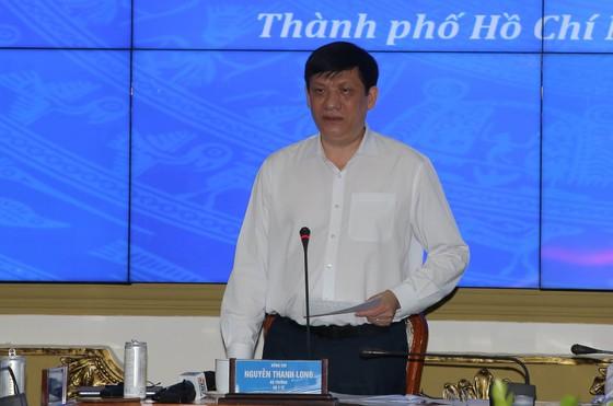 Phó Thủ tướng thường trực Trương Hòa Bình: TPHCM cần kiên trì chống dịch, không lơ là, mất cảnh giác ảnh 4
