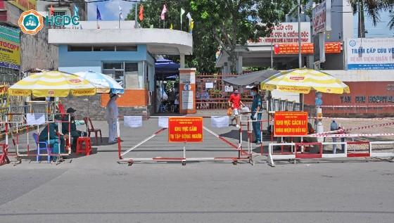 Phong tỏa Bệnh viện quận Tân Phú khi phát hiện hội viên Hội thánh truyền giáo Phục Hưng đến khám bệnh ảnh 1