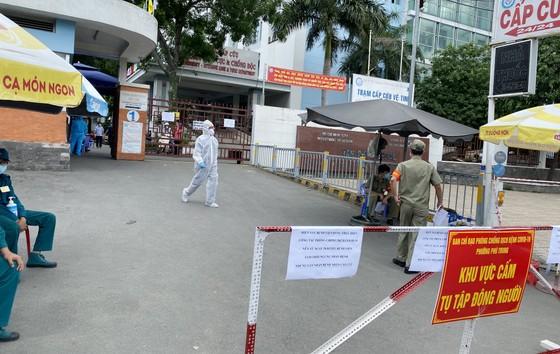 Phong tỏa Bệnh viện quận Tân Phú khi phát hiện hội viên Hội thánh truyền giáo Phục Hưng đến khám bệnh ảnh 2