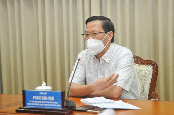 Phó Bí thư Thường trực Thành ủy TPHCM: Tập trung cao độ, quyết liệt phòng chống dịch để chiến thắng trận chiến này ảnh 1