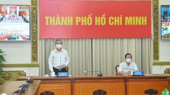 Phó Bí thư Thường trực Thành ủy TPHCM: Tập trung cao độ, quyết liệt phòng chống dịch để chiến thắng trận chiến này ảnh 2