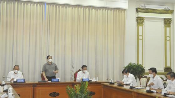 Thủ tướng Chính phủ Phạm Minh Chính: Cả nước đang mong đợi, hy vọng, trông chờ và tin tưởng vào TPHCM ảnh 3