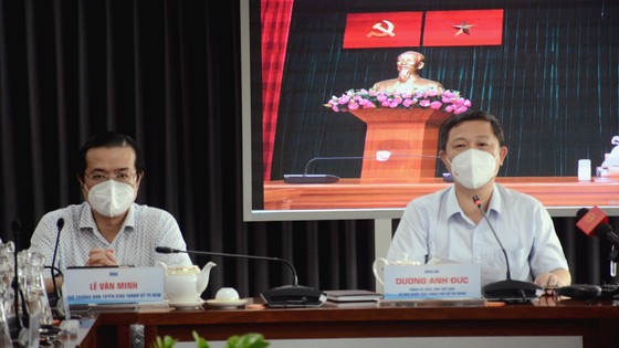 Phó Chủ tịch UBND TPHCM Dương Anh Đức: Thận trọng khi mua test nhanh trên mạng ảnh 1