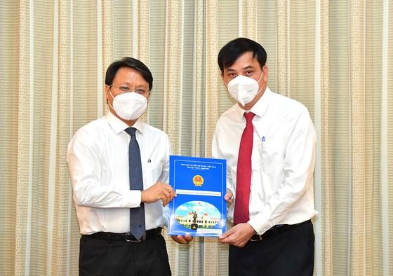 PGS-TS Tăng Chí Thượng làm Giám đốc Sở Y tế TPHCM ảnh 5