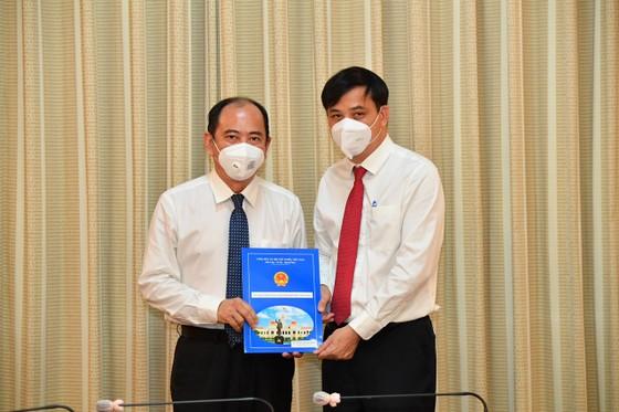 PGS-TS Tăng Chí Thượng làm Giám đốc Sở Y tế TPHCM ảnh 1