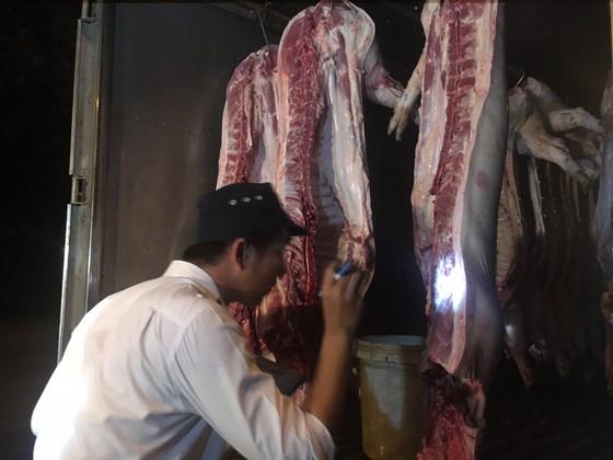 Truy xuất nguồn gốc thịt heo: Phải kích hoạt vòng trắng niêm phong mới hợp lệ ảnh 3