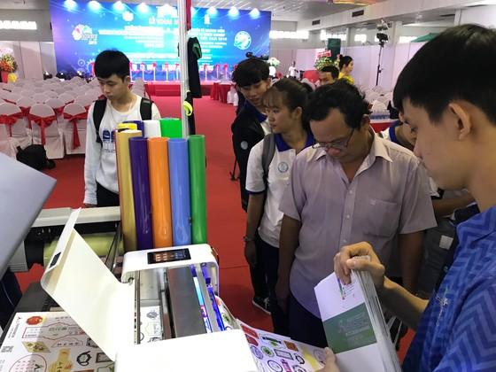 Hơn 200 gian hàng triển làm quốc tế ngành điện, máy móc công nghiệp ảnh 2