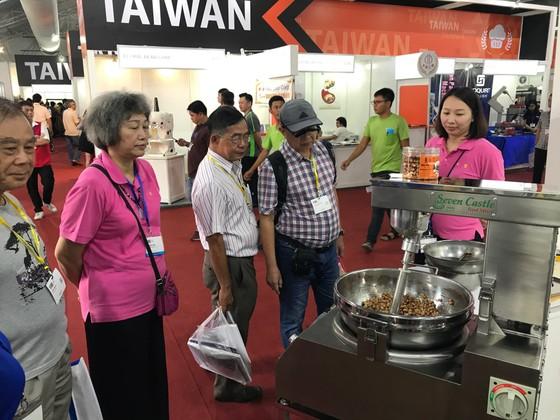 Khai mạc triển lãm thiết bị làm bánh chuyên nghiệp đầu tiên tại Việt Nam  ảnh 2