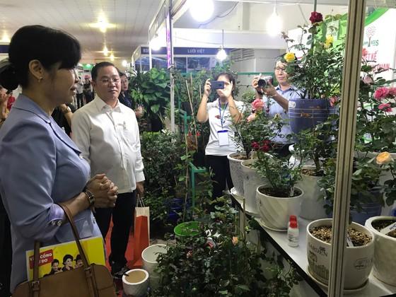 Khai mạc hội chợ công nghệ nuôi trồng, chế biến nông nghiệp ảnh 1