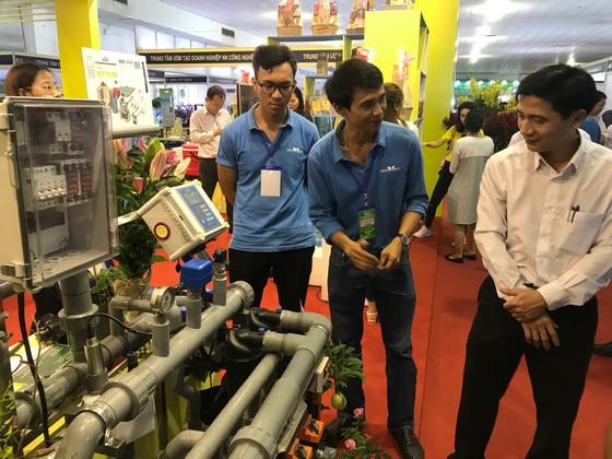Khai mạc hội chợ công nghệ nuôi trồng, chế biến nông nghiệp ảnh 2