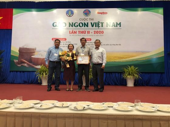 Gạo ST25 đoạt giải nhất 'Gạo ngon Việt Nam' năm 2020 ảnh 2