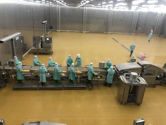 Tổ hợp nhà máy chế biến thịt gà lớn nhất Việt Nam ảnh 3