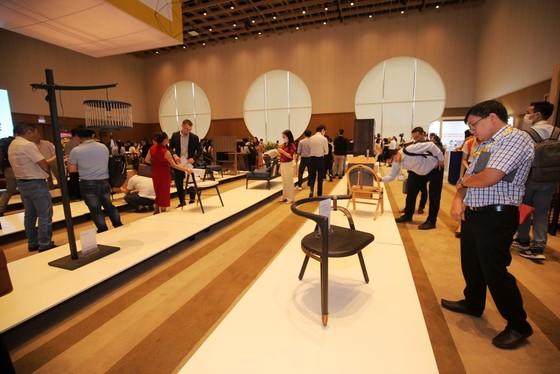Triển lãm quốc tế ngành chế biến gỗ  ảnh 2