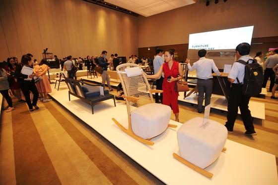 Triển lãm quốc tế ngành chế biến gỗ  ảnh 1