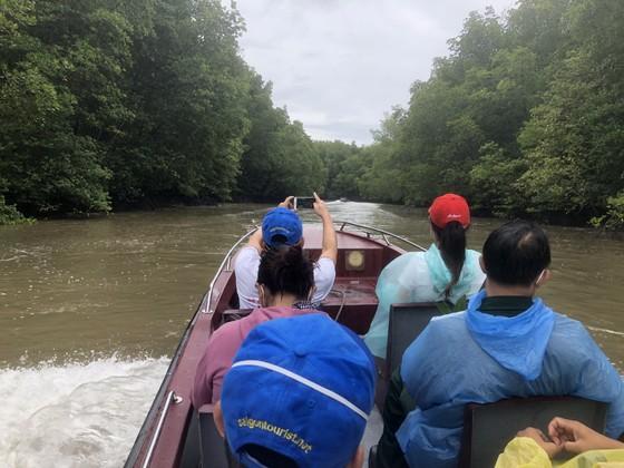 TPHCM tổ chức tour du lịch Cần Giờ tri ân đội ngũ y tế tuyến đầu phòng, chống dịch ảnh 3