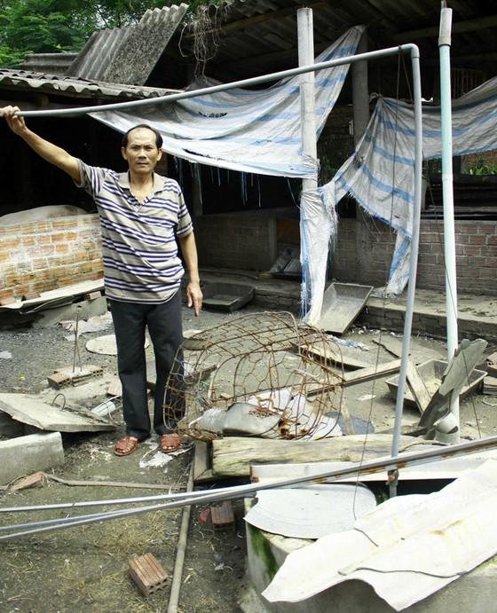 Hàng trăm hộ dân sống chung với ô nhiễm từ làng nghề bún ảnh 2