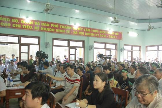 Đối thoại xử lý ô nhiễm rác ở Sa Huỳnh chưa thỏa đáng, dân nói tiếp tục chặn xe rác ảnh 1