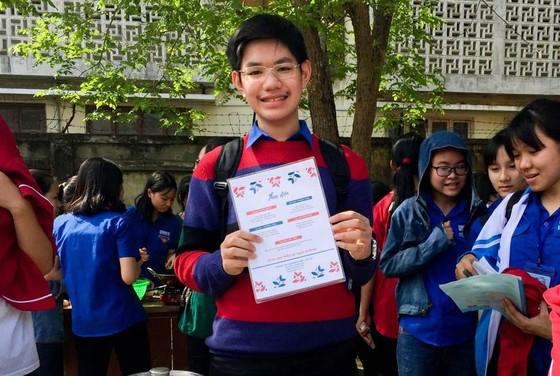 Học trò lớp 10 Quảng Ngãi giành học bổng toàn phần tại Mỹ ảnh 1