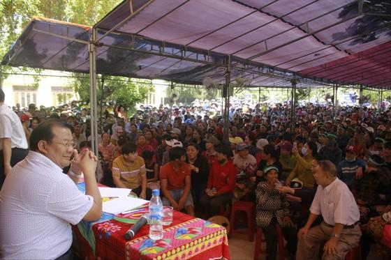 Quảng Ngãi: Đối thoại lần 3, Phó chủ tịch tỉnh hứa di dời Nhà máy rác Sa Huỳnh ảnh 3