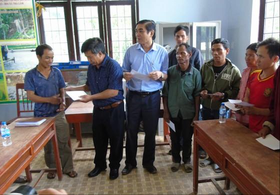 Ủy ban Dân tộc làm việc về các chính sách dân tộc tại Quảng Ngãi ảnh 2