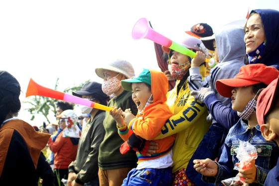 Nét đẹp lễ hội đua thuyền vùng sông nước ở Quảng Ngãi ảnh 5