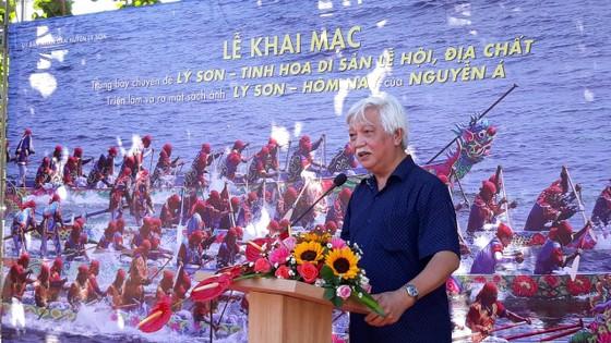 Nguyễn Á triển lãm ảnh và ra mắt sách ảnh Lý Sơn - Hôm nay ảnh 1