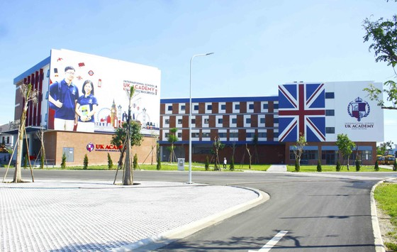 Khánh thành Thành phố Giáo dục Quốc tế-IEC Quảng Ngãi ảnh 5