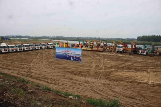 Quảng Ngãi: Khởi công Dự án Đập dâng hạ lưu sông Trà Khúc ảnh 3