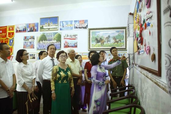 Hơn 3 tỷ đồng ủng hộ Trung tâm Nuôi dạy trẻ khuyết tật Võ Hồng Sơn ảnh 12