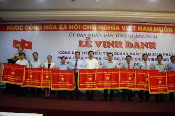 Vinh danh 9  công dân tiêu biểu tỉnh Quảng Ngãi ảnh 3