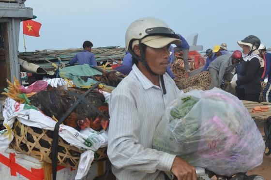 Các tỉnh miền Trung 'căng mình' chống bão số 6 ảnh 8