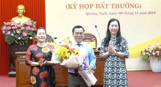 Quảng Ngãi bầu chức danh Phó Chủ tịch HĐND ảnh 1