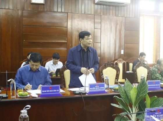Bộ trưởng Nguyễn Xuân Cường: Phải cảnh báo trước cho người dân là cơn bão số 6 rất lớn ảnh 2