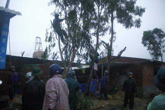 Quảng Ngãi: Đảm bảo an toàn cho người dân trước cơn bão số 6 ảnh 2