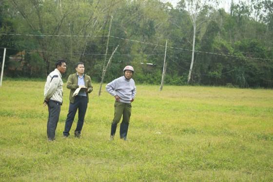 Cục Bảo vệ môi trường kiểm tra thực tế quanh nhà máy Hòa Phát Dung Quất ảnh 5