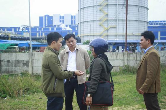 Cục Bảo vệ môi trường kiểm tra thực tế quanh nhà máy Hòa Phát Dung Quất ảnh 1