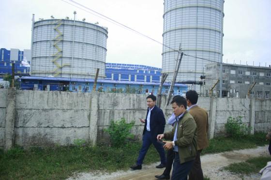 Cục Bảo vệ môi trường kiểm tra thực tế quanh nhà máy Hòa Phát Dung Quất ảnh 2