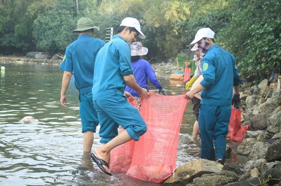 Phát động 'Tử tế với sông Trà Bồng' ảnh 6