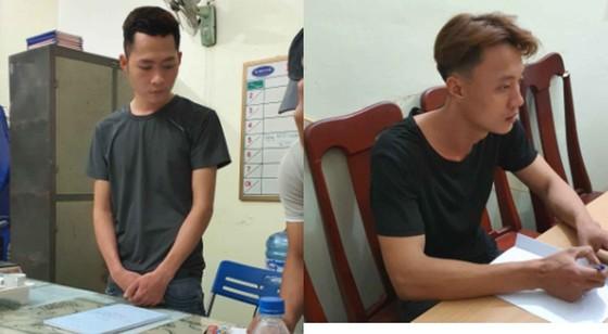 Bắt hai thanh niên trong vụ cướp ngân hàng ở Quảng Nam ảnh 1