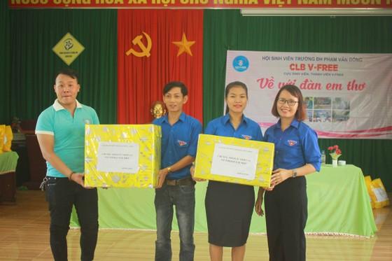 Trẻ em Trung tâm Nuôi dạy trẻ khuyết tật Võ Hồng Sơn đón 1-6 ảnh 1