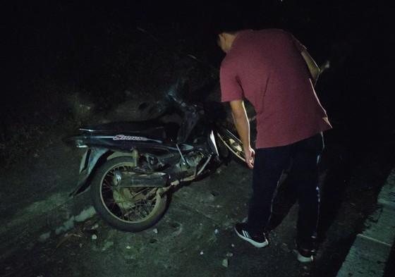 Sau khi trốn trại giam, Triệu Quân Sự đã trộm xe máy để chạy ra phía đèo Hải Vân ảnh 1