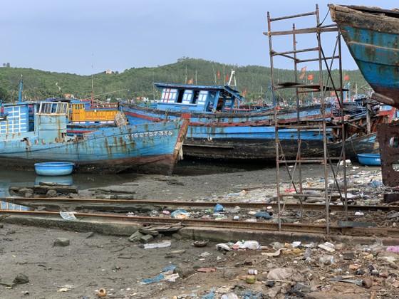 Giải pháp xử lý ô nhiễm môi trường từ xác tàu ở cảng cá Sa Huỳnh  ảnh 7