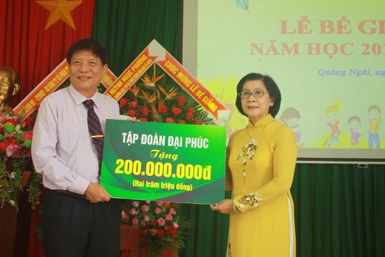 Nhiều học sinh Trung tâm Võ Hồng Sơn hòa nhập cộng đồng ảnh 9