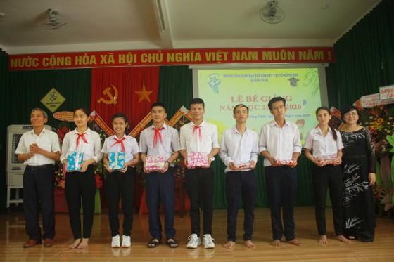 Nhiều học sinh Trung tâm Võ Hồng Sơn hòa nhập cộng đồng ảnh 3