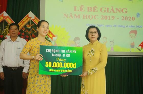Nhiều học sinh Trung tâm Võ Hồng Sơn hòa nhập cộng đồng ảnh 4