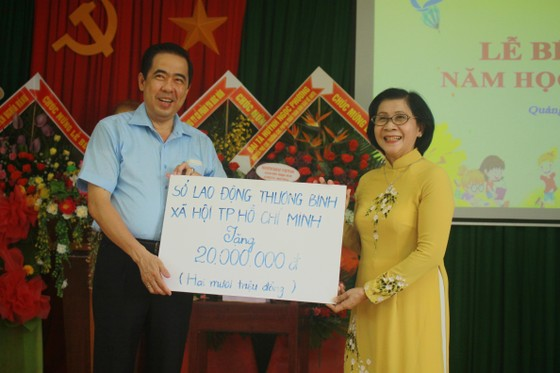 Nhiều học sinh Trung tâm Võ Hồng Sơn hòa nhập cộng đồng ảnh 6