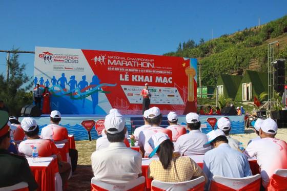 Sôi động Giải vô địch quốc gia Marathon và cự ly dài Báo Tiền Phong lần thứ 61 ảnh 1