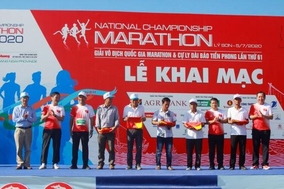 Sôi động Giải vô địch quốc gia Marathon và cự ly dài Báo Tiền Phong lần thứ 61 ảnh 11