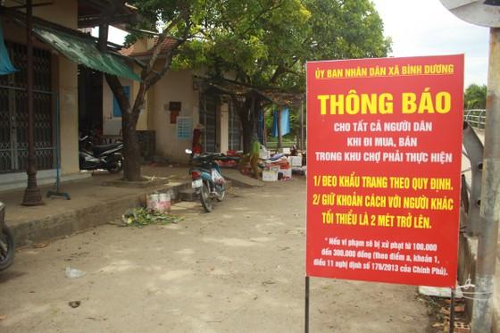 Quảng Ngãi: Phong tỏa 36 hộ dân cách ly y tế vì liên quan ca bệnh 621  ảnh 2